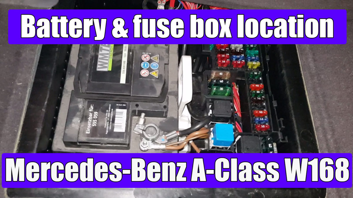 Mercedes-Benz A-Cl W168 battery and main fuse box ... on vw polo tie rod, vw passat fuse box, vw bus fuse box, vw beetle fuse box diagram, vw polo tail light, vw tiguan fuse box, vw polo steering column, vw eos fuse box, vw jetta fuse box diagram, vw golf fuse box, vw polo engine, vw polo horn, vw rabbit fuse box, vw touareg fuse box,