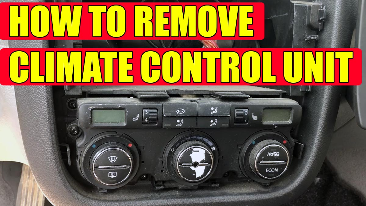 How to change clock on vw golf mk5