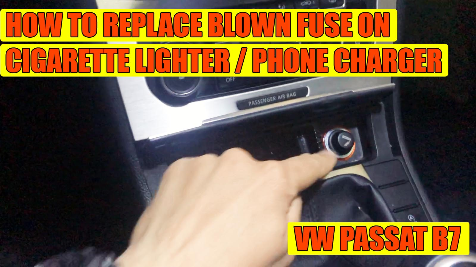Phone charger / cigarette lighter not working? Fuse ... on vw polo engine, vw rabbit fuse box, vw polo tail light, vw touareg fuse box, vw polo steering column, vw golf fuse box, vw bus fuse box, vw eos fuse box, vw tiguan fuse box, vw polo horn, vw passat fuse box, vw polo tie rod, vw jetta fuse box diagram, vw beetle fuse box diagram,