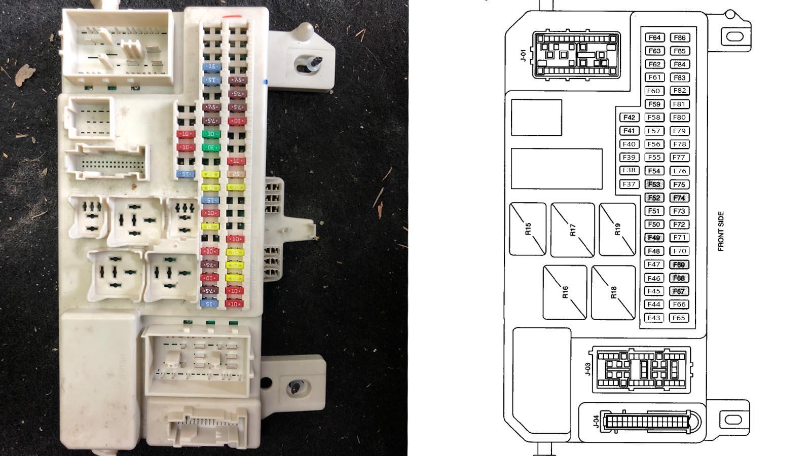 Mazda 40 Fuse Box Problems   meet anything Wiring Diagram   meet ...